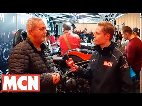 : Tony Scott CEO T3 Performance  MCN  Motorcyclenewscom