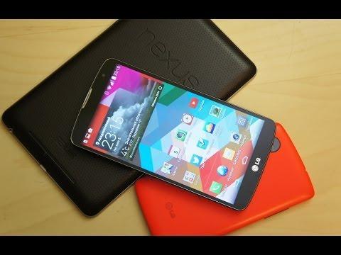Обзор LG G Pro 2: новый флагман из Кореи