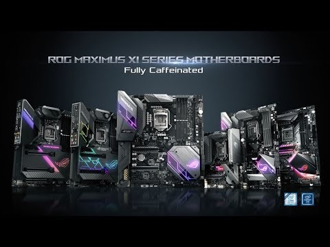ROG Maximus XI Series Z390 Motherboards | Republic of Gamers