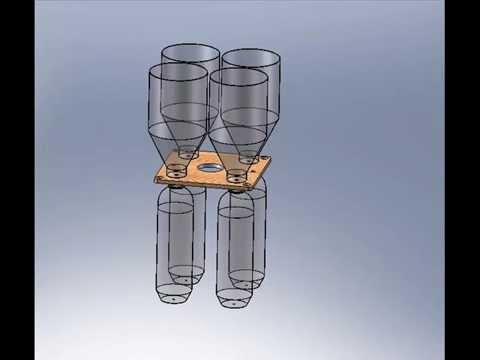 видео: Капельная автоматическая лейка для увлажнения почвы и внесения удобрений.