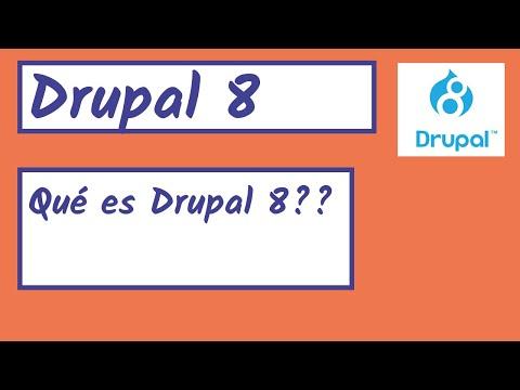 Qué es Drupal  en español | Drupal vs Wordpress español | Ventajas Drupal thumbnail