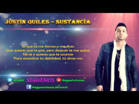 Sustancia Justin Quiles Shazam