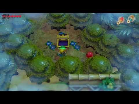 Link S Awakening Secret Seashell Mysterious Forest