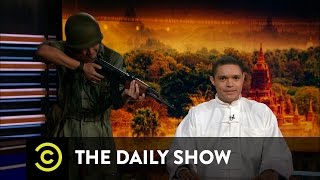 Download The Myanmar Daily Show: The Daily Show Mp3 and Videos