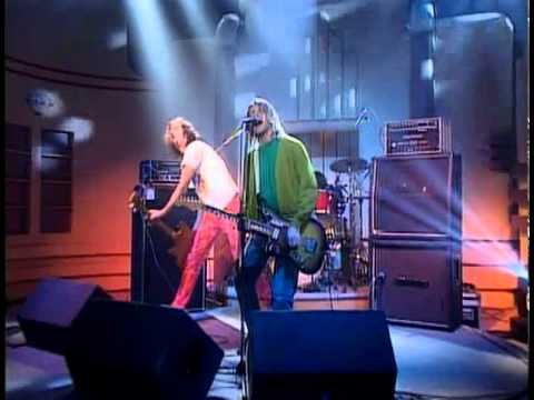 Nirvana - Territorial Pissings - Live Tonight Sold Out