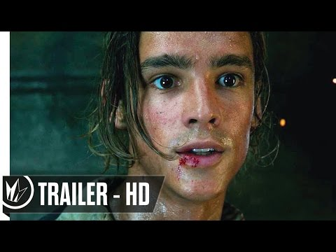 Pirates of the Caribbean: Dead Men Tell No Tales Official Teaser (2017) -- Regal Cinemas [HD]