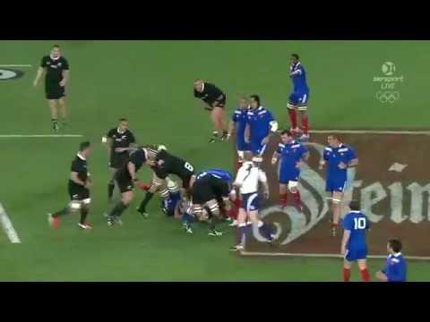 France vs New Zealand  FULL MATCH