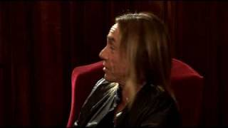 """Iggy Pop - press conference """"Preliminaires"""" (official video)"""