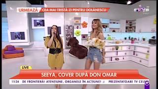 """seeya interpretează live piesa """"dale don dale"""""""