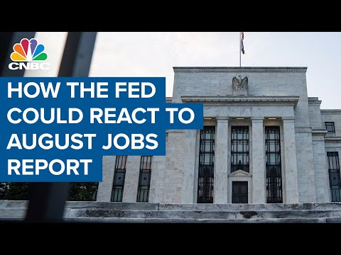 How the Fed could react to August lackluster jobs numbers