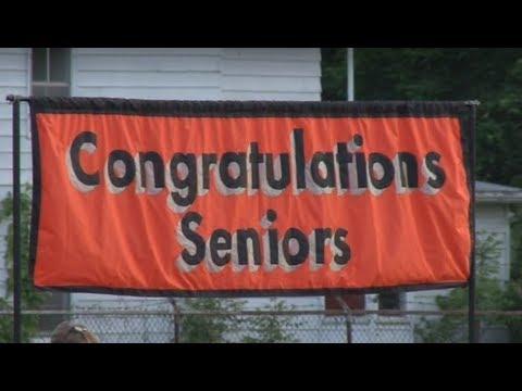 Martinsburg High Graduation 2018