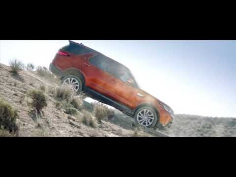 2017 Land Rover Discovery Video Debut