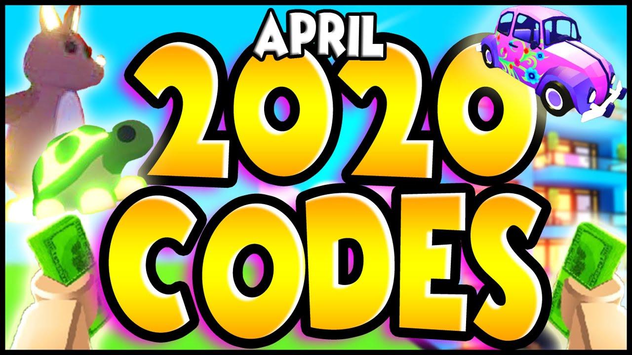 Roblox Promo Codes April 2020 Adopt Me Roblox Youtube