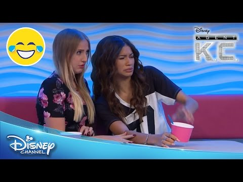 Le Concert | L'Agent K.C. | Disney Channel BE