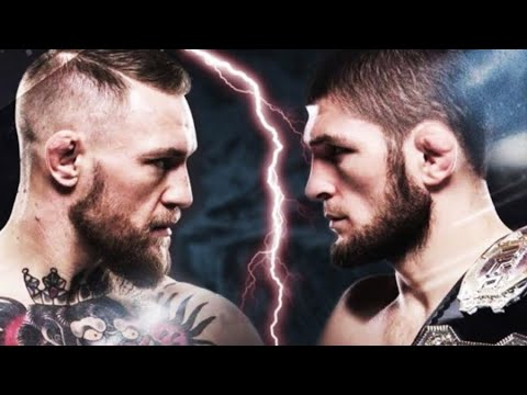 KHABIB SAYS McGregor was to easy and jumping the octagon was much harder then the match 💯