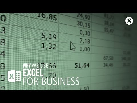 Why We Use Excel for Business