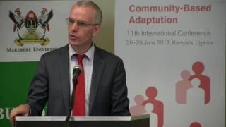 CBA11 opening speeches: Dónal Cronin