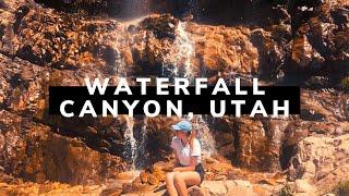 Waterfall Canyon, Utah Hike