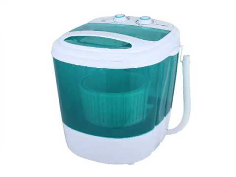Portable Mini Washing Machine 8 - 9LBS Best Buy - YouTube