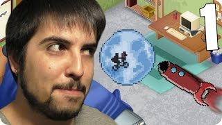¡MI PRIMER VIDEOJUEGO! | Game Dev Tycoon #1