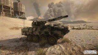 Armored Warfare получение 2 бесплатных танков