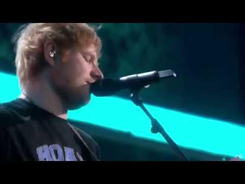 Ed Sheeran - Shape of You (BRITs Awards 2017)