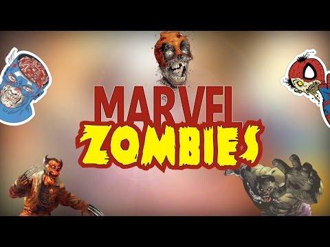 Марвел Зомби   Marvel Zombies