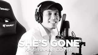 SHE'S GONE | STEELHEART (COVER BY KHAI BAHAR)