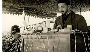 اسلام کی نشاۃ ثانیہ اسؤہ خليفة الرسول سے وابستہ ہے٬ (حضرت صاحبزادہ مرزا طاہر احمد)