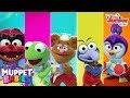 The Muppet Babies' Favorites! | Compilation | Muppet Babies | Disney Junior