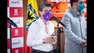 Atención a las medidas que se mantienen y nuevas restricciones en Bogotá