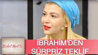 Zuhal Topal'la 98. Bölüm (HD) | İbrahim'den Dilek'e Hafta Sonu İçin Sürpriz Teklif!