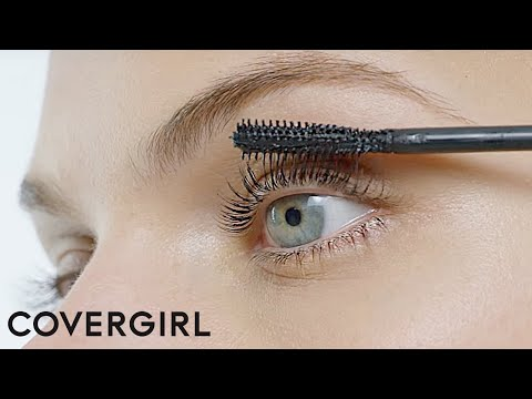 "Eye Makeup Tips for the 'Super Sizer"" Mascara 