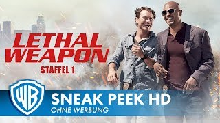 Lethal weapon staffel 1 – 5 minuten sneak peek deutsch hd german (2017)