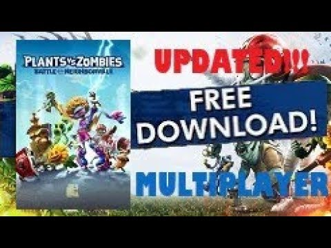 Download Plants vs. Zombies: Battle for Neighborville PC + Full Game Crack for Free [MULTIPLAYER]
