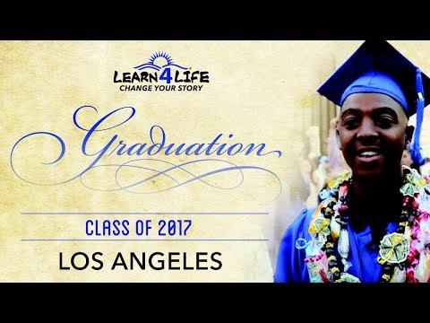 (6/16/2017) Learn4Life Los Angeles 2017 Graduation
