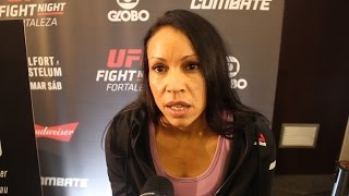 Marion Reneau Expects Dog Fight With Bethe Correia at UFC Fortaleza