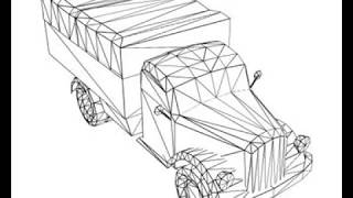 3D Model of WW2 German Opel Blitz Review