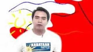 Angel Locsin  and Dennis Trillo for Kabataan Partylist
