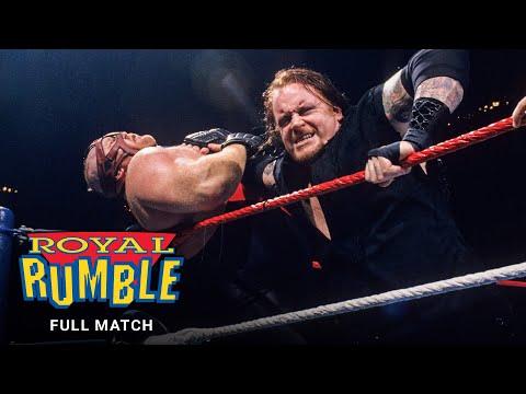 FULL MATCH - Undertaker vs. Vader: Royal Rumble 1997
