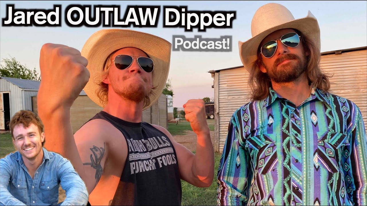Outlaw Dipper explains the life of a 1.5 million sub youtuber - Rodeo Time Podcast 36