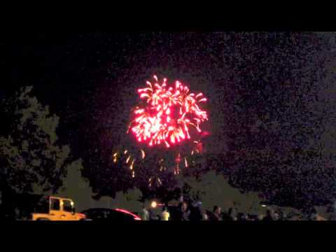 07/05/2014 Danvers Mass Fireworks