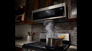 Whirlpool Low-Profile Over-the-Range Microwave Design Brief