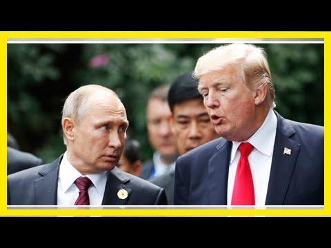 Russian Media Says Trump invited Putin to Visit US: Report