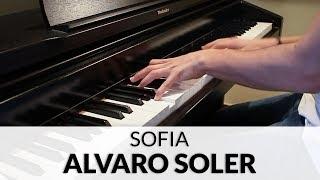 Alvaro Soler - Sofia | Piano Cover