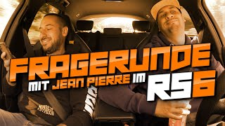 HOW DEEP? // JP PERFORMANCE / FRAGERUNDE MIT JEAN PIERRE IM RS6 - SEMA?
