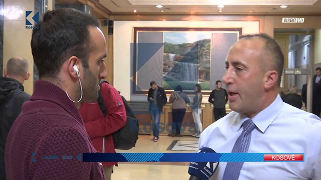Intervista Ramush Haradinaj - 23.10.2015 - Klan Kosova