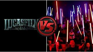 Lucasfilm vs Star Wars Fans : The Last Jedi Fallout Continues