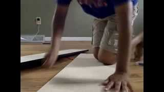 How To Assemble South Shore Twin Bed Headboard (first Easy Part)