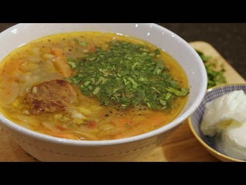 Фасоль маш суп